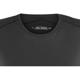 Arc'teryx Phase SL Crew T-shirt Dames, black